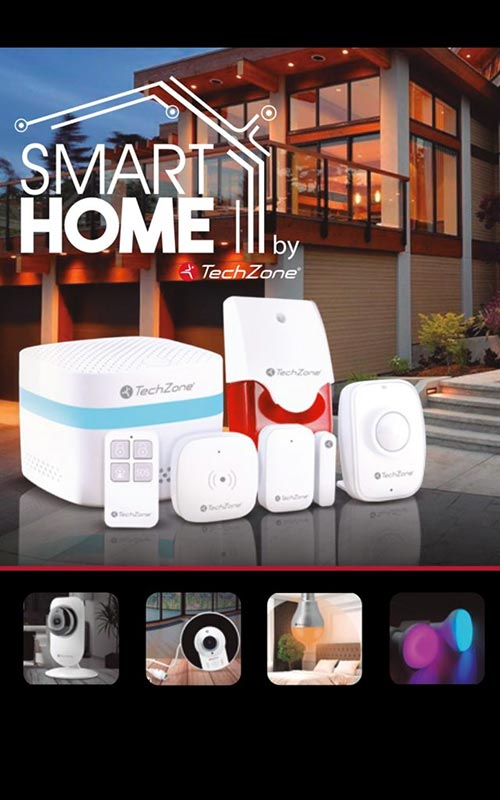 Smart Home by TechZone